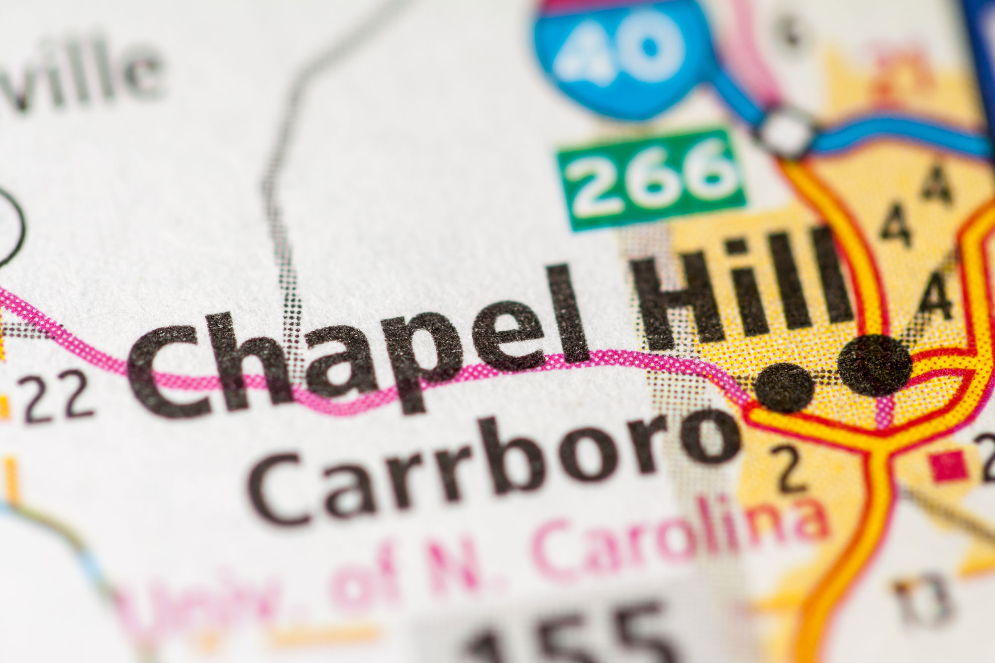 The Triangle is Hot: Chapel Hill Neighborhood Guide