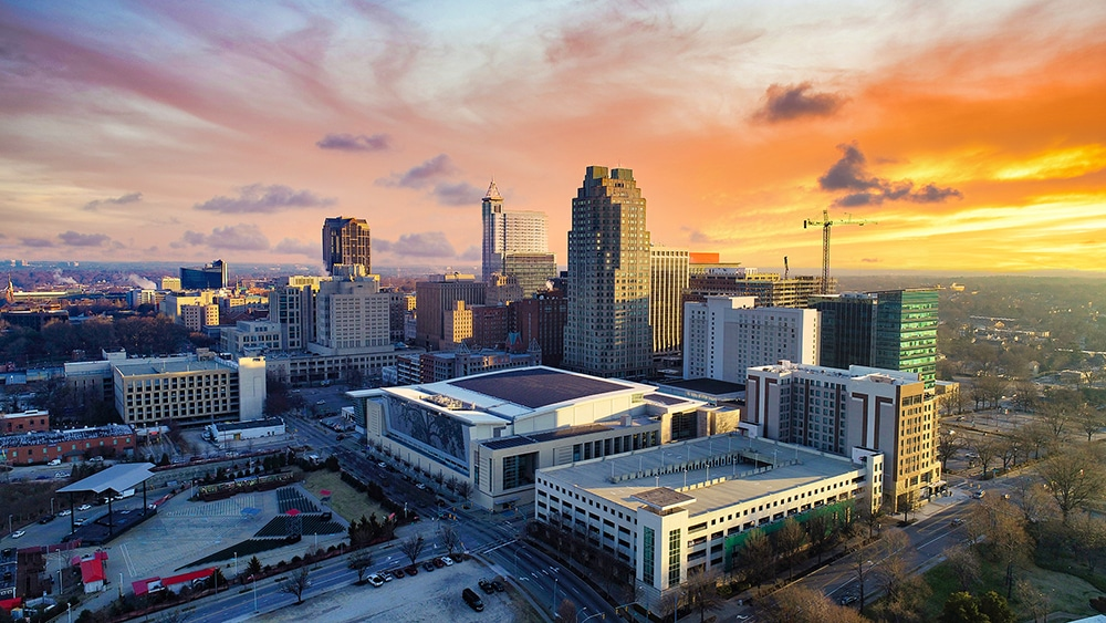 10 Reasons to Relocate to the Research Triangle
