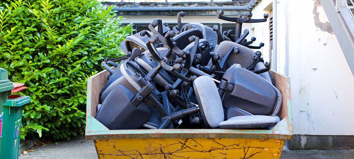 Sustainable Ways to Rid Your Office of Unwanted Furniture